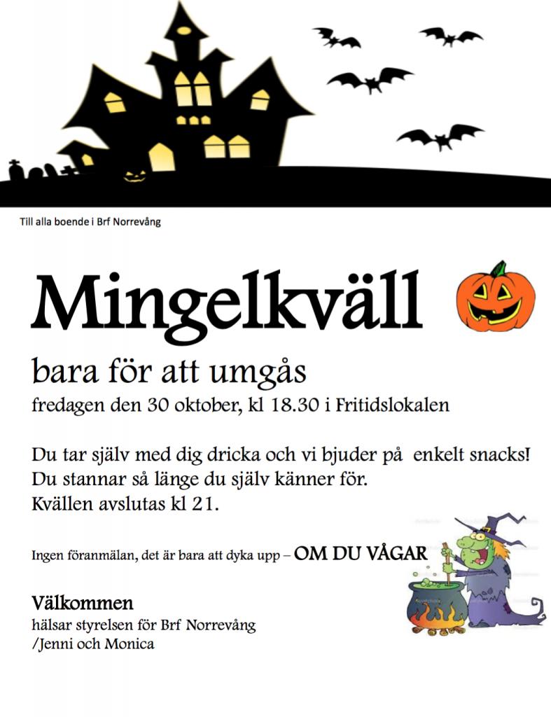 Mingelkvall